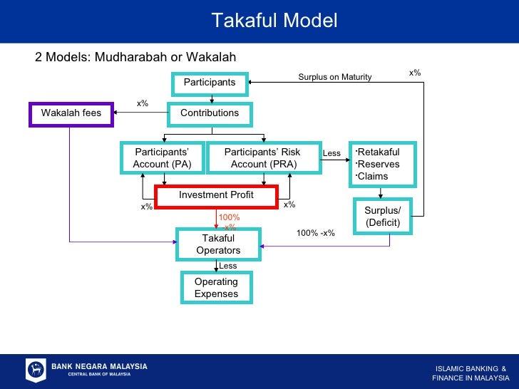 Surplus/ (Deficit) Participants' Risk  Account (PRA) Participants' Account (PA) Investment Profit Takaful Operators Less  ...
