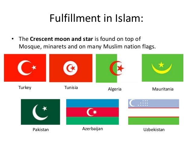 Islamic Country Flags