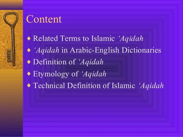 define the term muslim and isam Islamic worldview - what are the views of theology, science, ethics, history, law,  islam means submission to allah and a muslim is one submitted to allah.