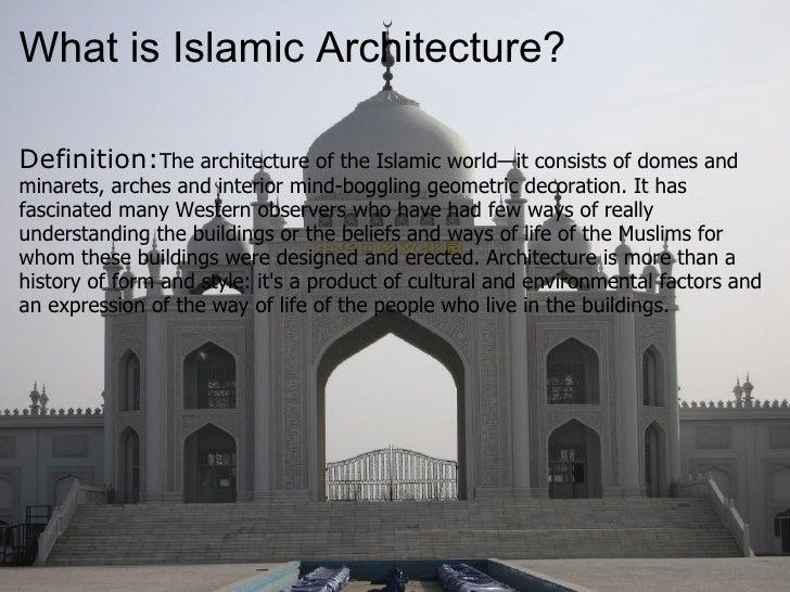 islamic architecturedanilo and yusir