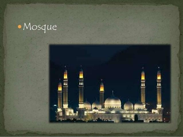 islamic architecture history