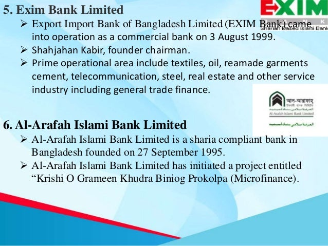 islamic banks in bangladesh Of key findings as to the behavior of islamic bank customers in bangladesh first,  most of the customers of islamic banks fall in the age category of 25-35 years.