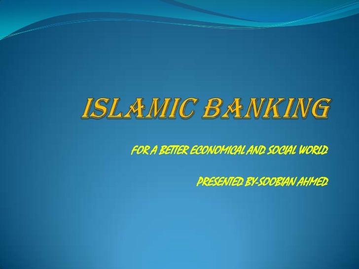 Islamic bank thesis