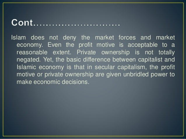 islamic economics and secularism While conventional economics is now in the process of returning to its pre-enlightenment roots, islamic economics never got entangled in a secular and materialist worldview it is based on a religious worldview which strikes at the roots of secularism and value neutrality.