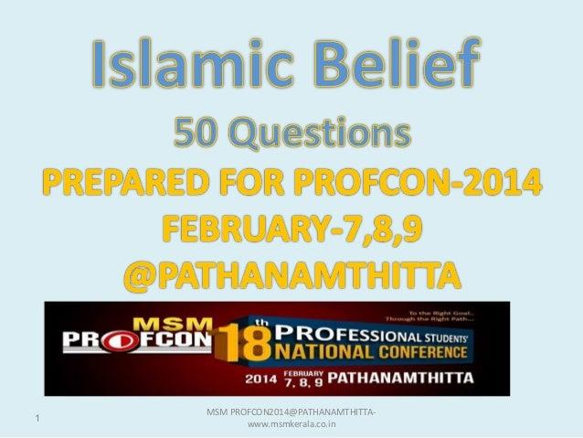 1  MSM PROFCON2014@PATHANAMTHITTAwww.msmkerala.co.in