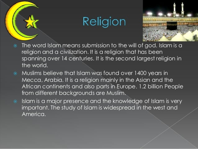 the different effects of islamic religion on the world Religion, unfortunately, provides a useful cover and powerful motivator for the evil-hearted that religion can be so markedly different in the hands of the power.