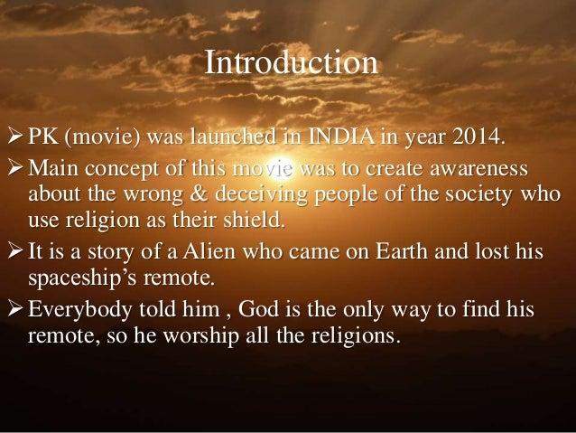 Islamic concepts & pk movie Slide 2