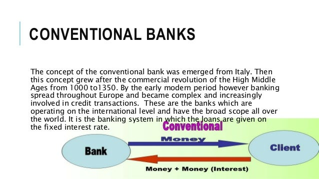 similarities and differences between islamic banking A comparison of islamic and conventional banking system  a comparison of islamic and conventional  differences between islamic and banking system.
