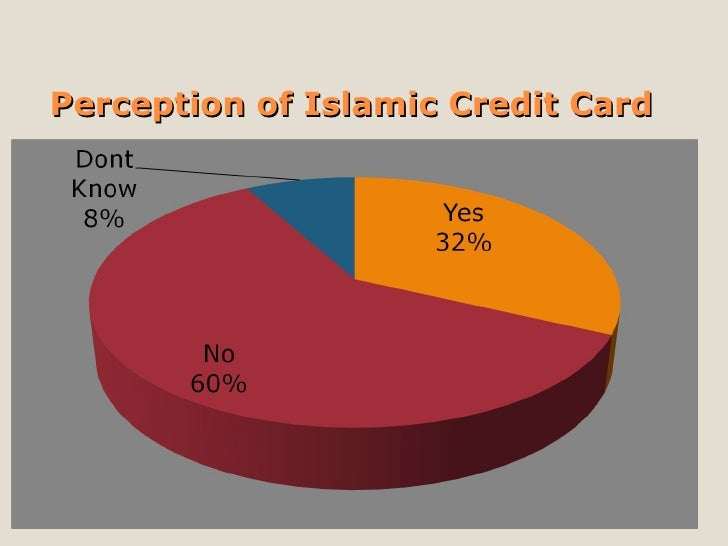 How Islamic Credit Cards Work