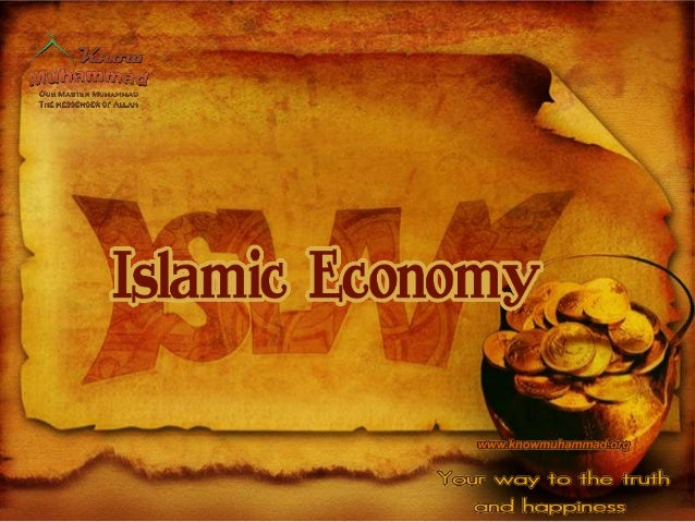 The characteristics of Islamic economy can beexplained in various ways. I find the following asrepresentative characterist...