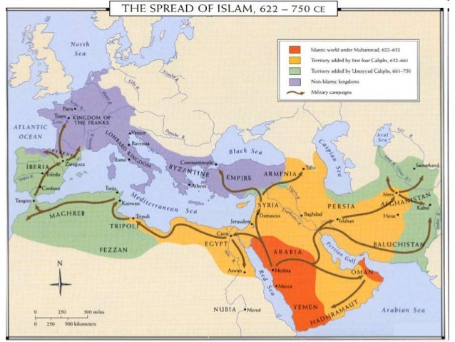 Islam & Islamic Empire intro