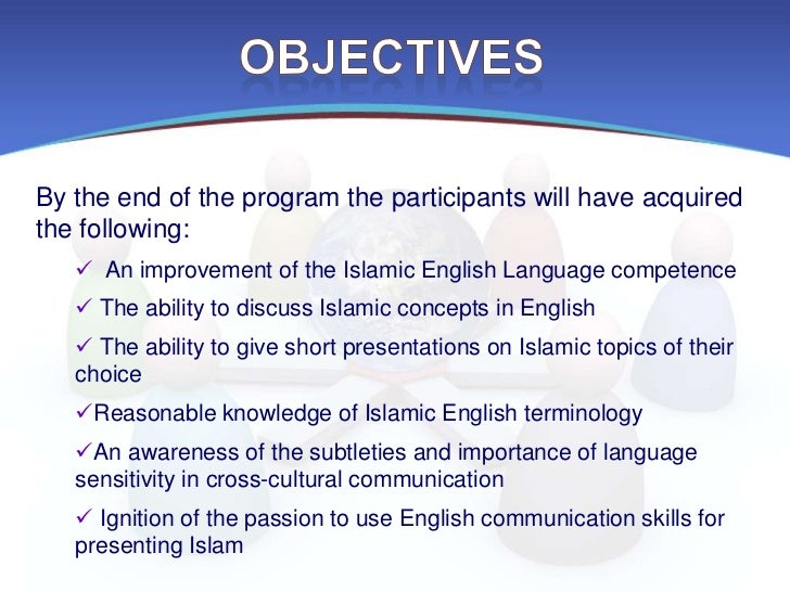 the islamic communication Several frameworks for viewing cultural variations were used to develop a chart on cultural communication preference for americans and arabs for the arab culture .