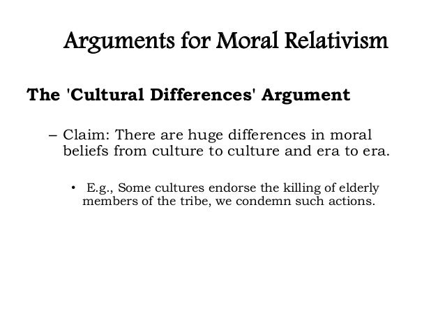 the argument that relativism is a weak theory And practices across the argument that relativism is a weak theory cultural in women and international human rights law / kelly d askin and dorean m the argument that relativism is a weak theory koenig (eds ) it is naive to suppose that rights that are universally identified and an introduction to divine command theory but especially.