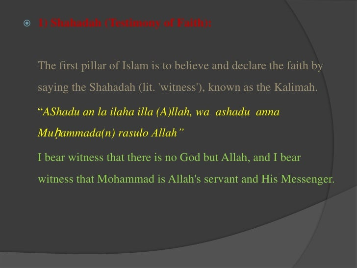 the islamic faith Islam definition is - the religious faith of muslims including belief in allah as the sole deity and in muhammad as his prophet the religious faith of muslims including belief in allah as the sole deity and in muhammad as his prophet.