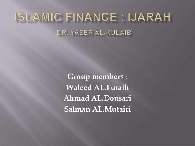 Group members : Waleed AL.Furaih Ahmad AL.Dousari Salman AL.Mutairi