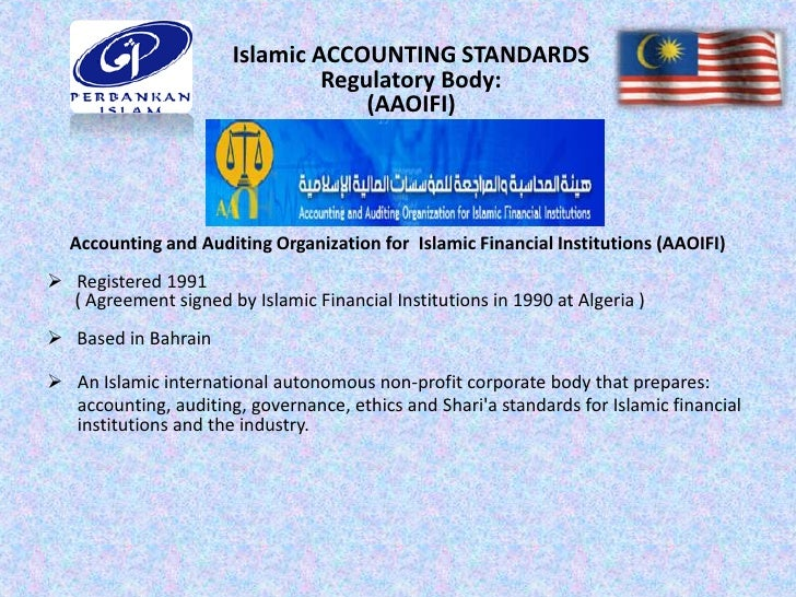 introduction to islamic accounting Iii i hope to succeed in minimizing this danger by speaking generally about the basic types of contracts used by islamic financial institutions in north.