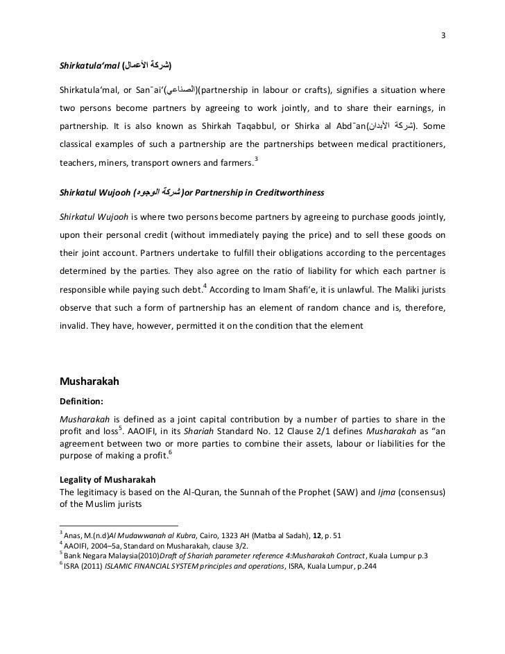 Islamic financial system 7 platinumwayz