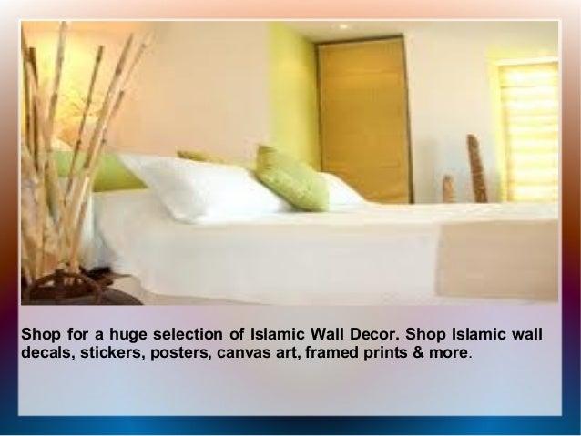 Islamic Home Decoration