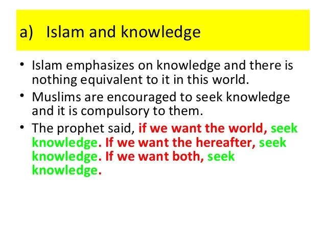 Cont… • Abu Hatim al-Razi –A smart person is a person who put his knowledge into practice.