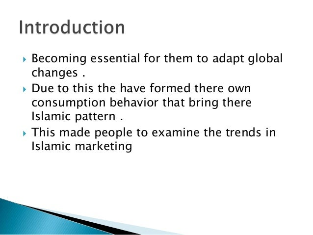       Becoming essential for them to adapt global changes . Due to this the have formed there own consumption behavior ...