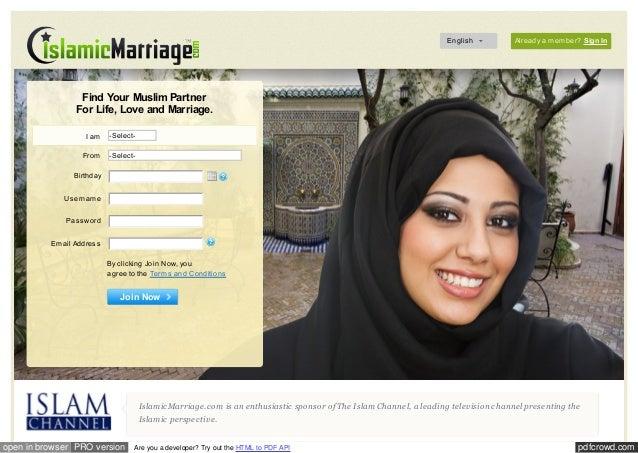 Find your muslim life partner