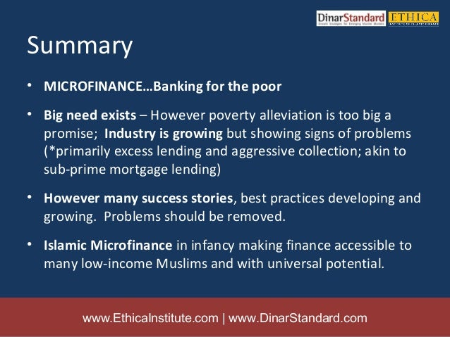 islamic microfinance system and poverty alleviation 'asset-backed' microfinance system: a sharia (islamic law) compliant poverty alleviation technique for the muslim communities shahriar kabiri1 ruhul salim2 1school of business, monash university malaysia 2school of economics and finance, curtin business school, curtin university australia abstract.