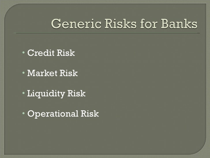"""interest rate risk in islamic banking Literature review on risk management in banking industry of bangladesh introduction in the past two decades, the banking industry has evolved from a financial intermediation between depositors and borrowers, to a """"one-stop"""" centre for a range of financial services like insurance, investments and mutual funds."""