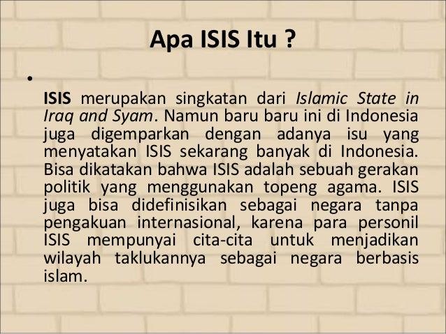APA ITU ISIS EPUB DOWNLOAD