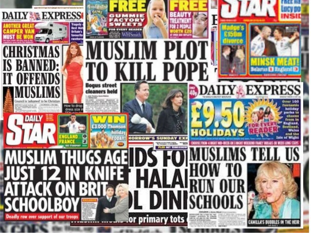 islamophobia in the media After 9/11 has induced negative attitudes towards muslim peoples who tend to be strongly associated with any act of terrorism the media has played a colossal role in.