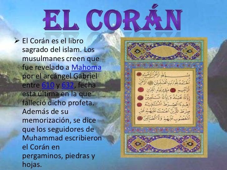 Islamismo - Que es el corian ...