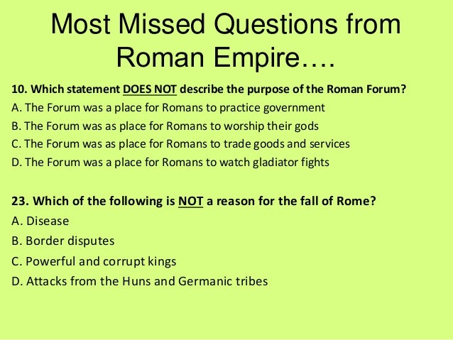 an overview of the most powerful governing body of roman empire Start studying ancient rome and the rise of christianity learn vocabulary the most powerful governing body was the senate once the roman empire had ended.