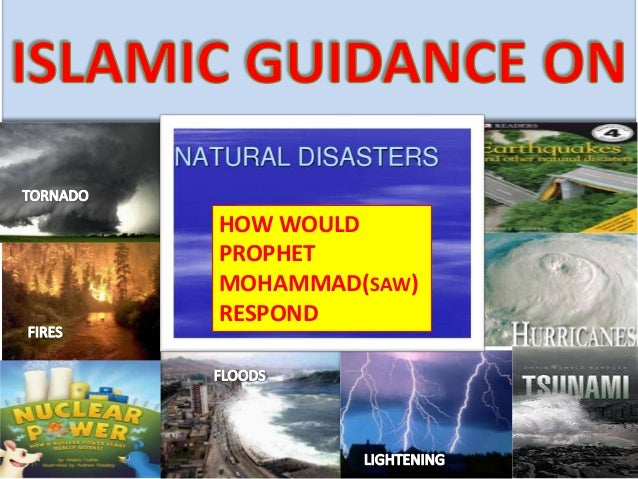 HOW WOULDPROPHETMOHAMMAD(SAW)RESPOND