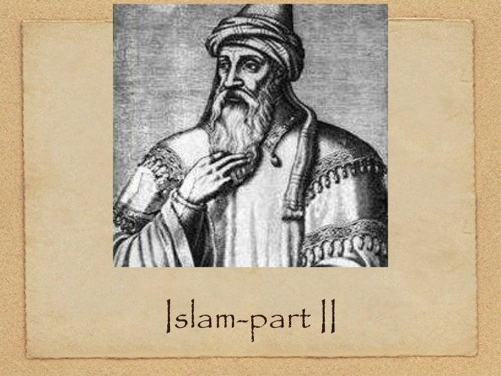 Islam-part II