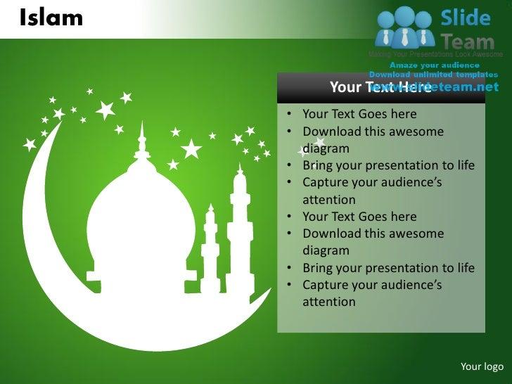 Islam Powerpoint Presentation Slides Ppt Templates