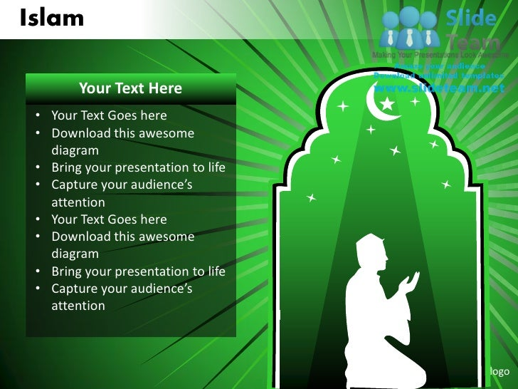Islam Powerpoint Presentation Slides Ppt Templates