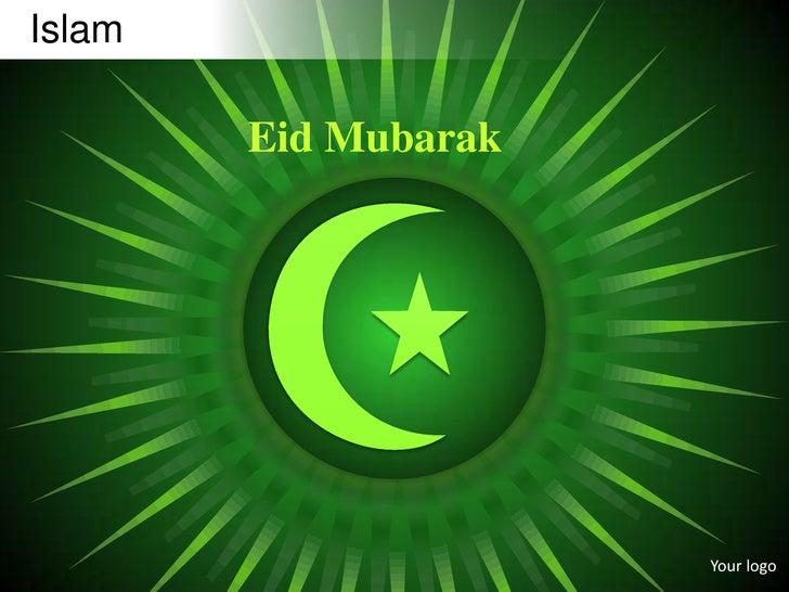 Islam Powerpoint Presentation Templates