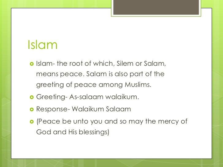 Islam ppt islam m4hsunfo