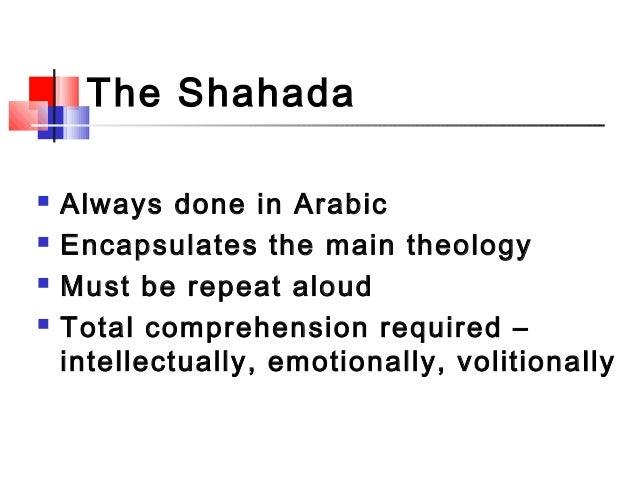 Islam s9 the five pillars of islam