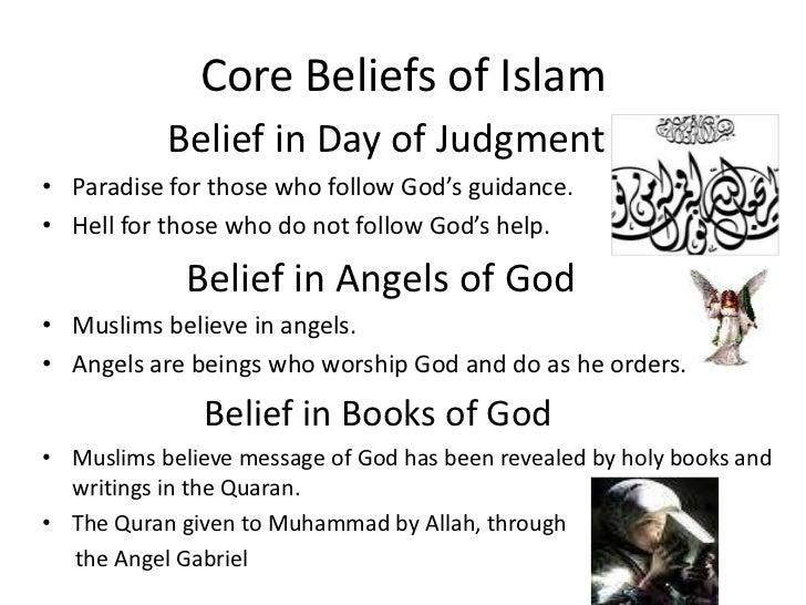 Islam slides
