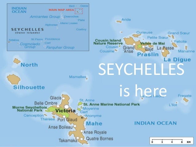 Islands in Seychelles Slide 3