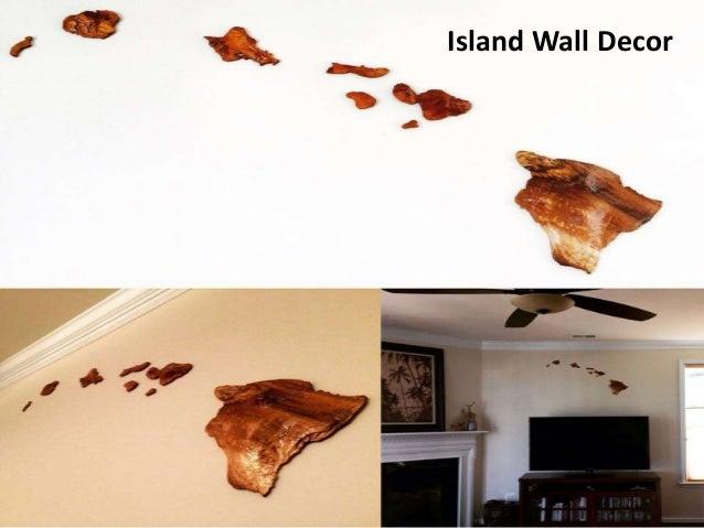 Island wall decor