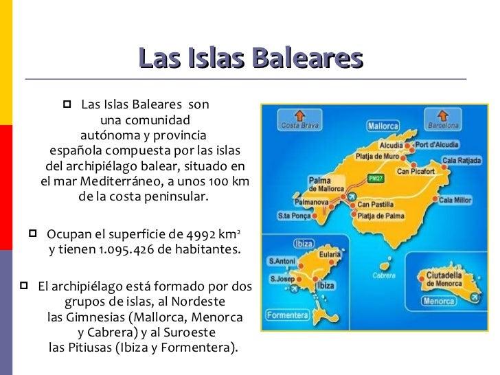 Islas baleares sylwia fr czek i f - Islas de baleares ...