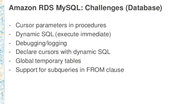 amazon rds mysql price