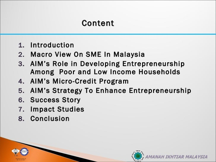 entrepreneurship development in malaysia Scenario of entrepreneurship in malaysia fah sin white coffee as we all know, this industry in malaysia is well known, with different brands such as old town white coffee amity global business school entrepreneurship development bba.