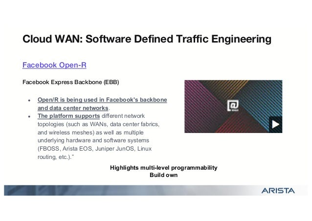 SP Routing Innovation with Segment Routing, VXLAN and EVPN - Ismail A…