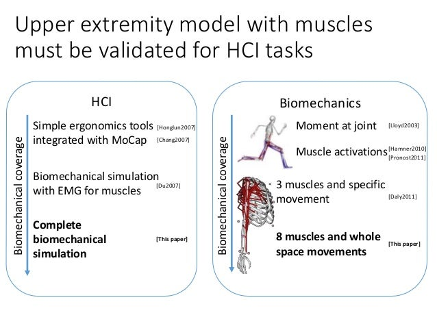 Is motion capture based biomechanical simulation valid for