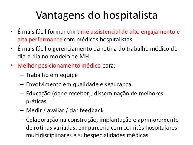 O papel do hospitalista na segurança do paciente • Segundo a Joint Commission, uma das formas de promover segurança é atra...