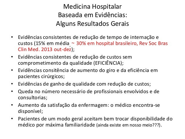 O papel do hospitalista na segurança do paciente • Novamente segundo a mais importante credencial internacional da qualida...