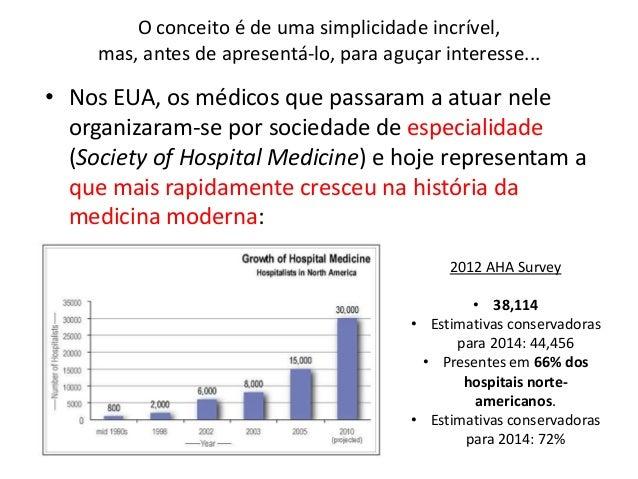 O conceito é de uma simplicidade incrível, mas, antes de apresentá-lo, para aguçar interesse... • Nos EUA, os médicos que ...