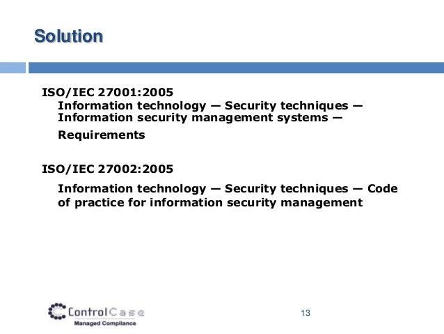 Iso iec 27001 2005 pdf